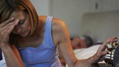 нарушение сна причины и лечение